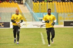 Kwarasey and Brimah