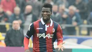 Godfred Donsah of Bologna