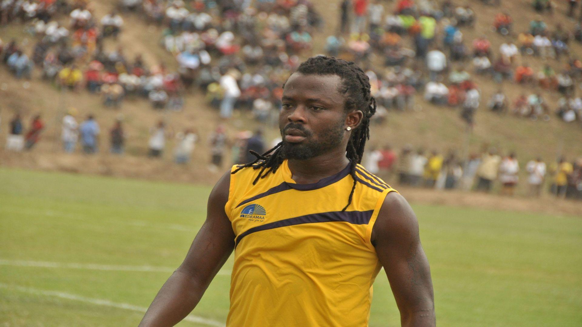 Medeama's Malik Akowuah