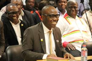 Kwesi Nyantakyi commission hearing