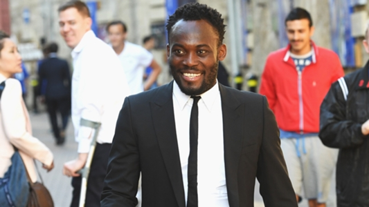 EXTRA TIME: Michael Essien shares superb throwback picture