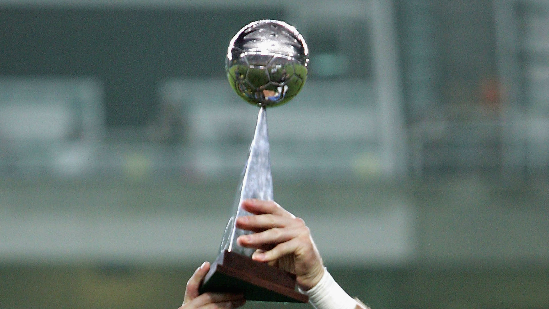 OFC Nations Cup trophy