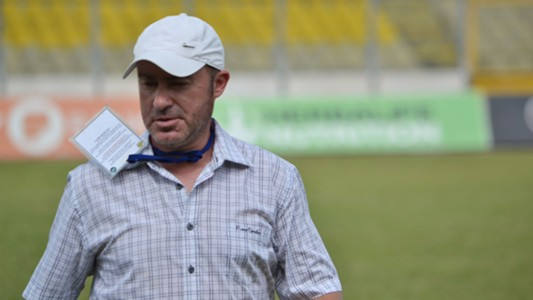 Bechem coach Zacharias