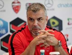 Cosmin Olăroiu - Al Ahli Manager, UAE