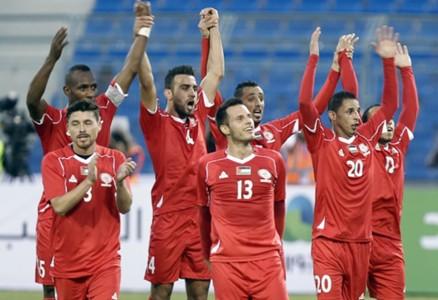 Palestine International football team
