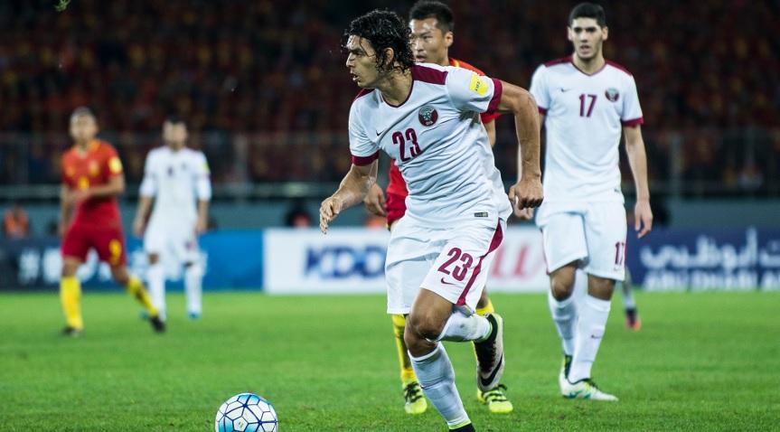 China vs. Qatar - FIFA World Cup qualifier 2018