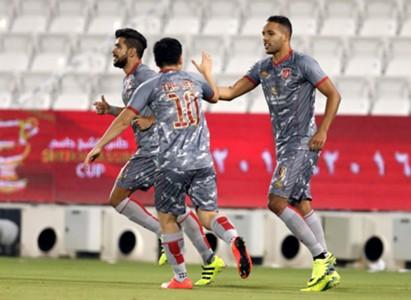Youssef El Arabi - Lekhwiya vs. Al Rayyan 2016