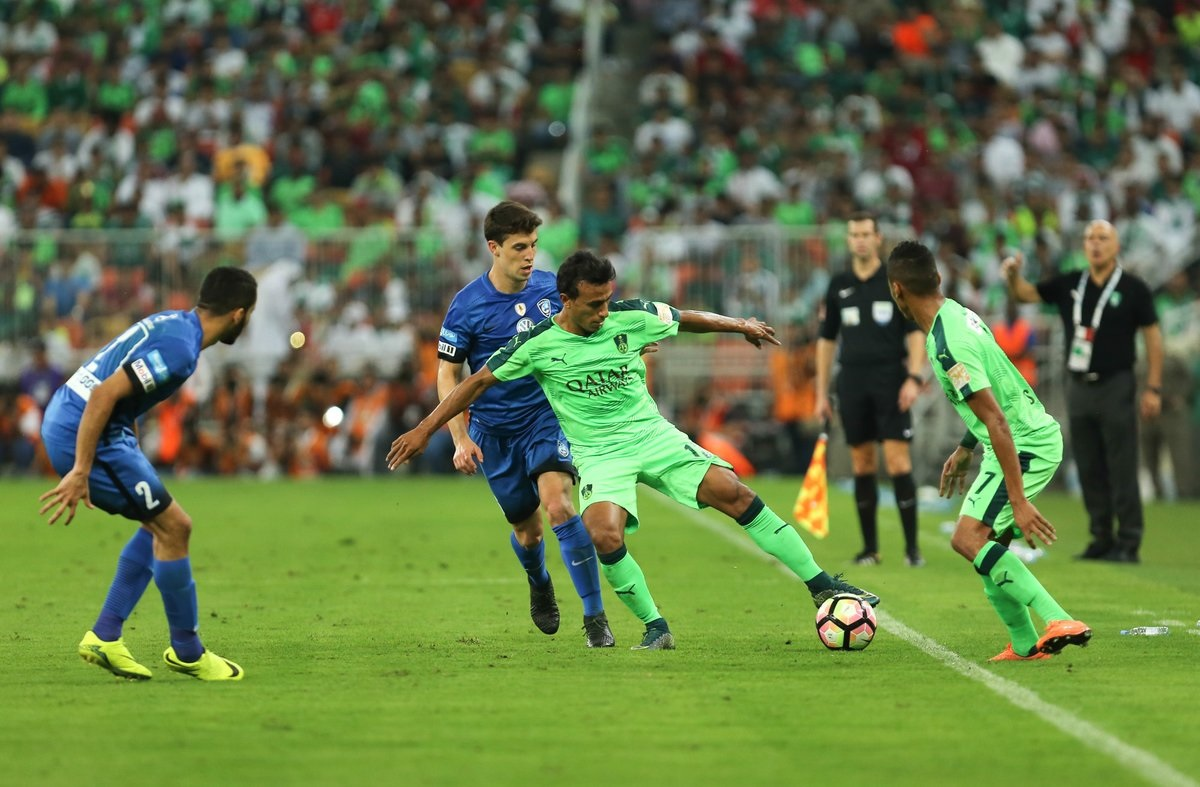 Al Ahli vs. Al Hilal - Saudi League 25.11.2016