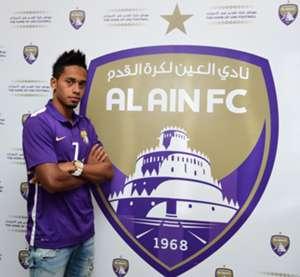 Caio Fernandes, Al Ain, UAE