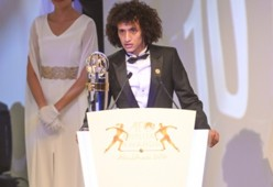 Omar Abdulrahman - AFC Player of the year 2016..