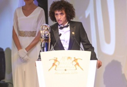 Omar Abdulrahman - AFC Player of the year 2016..