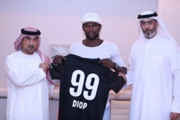 Makhete Diop - Al Ahli, UAE