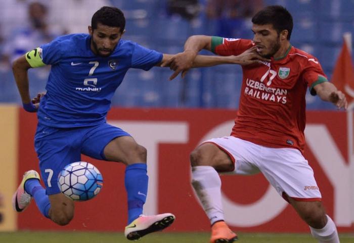 Al-Hilal VS Lokomotiv
