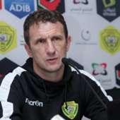 Rodolfo Arruabarrena - Al Wasl Manager, UAE 3