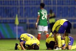 Al Nassr vs. Al Ittifaq - Saudi League 01.01.2017