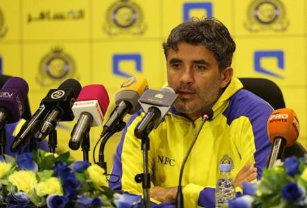 Zoran Mamić - Al Nasr, Saudi Arabia
