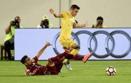 Al Wahda vs Al Wasl AGL 4 2016-17