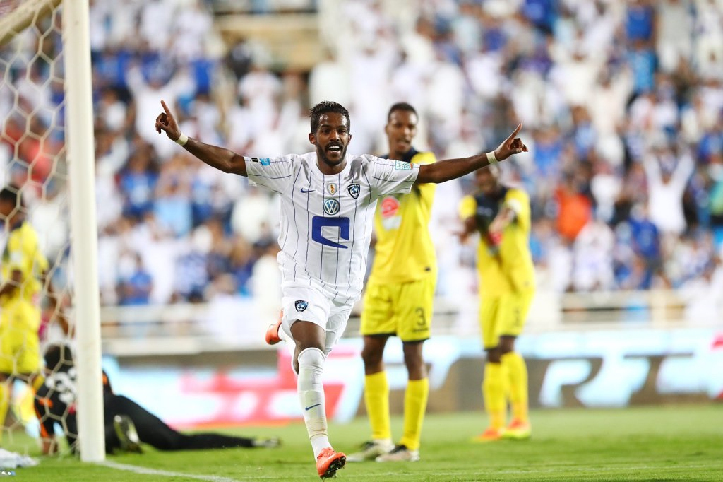 Al Taawoun vs. Al Hilal - Saudi League 19.08.2016