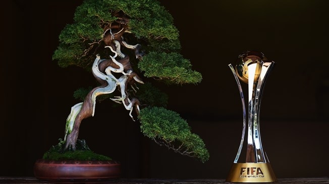 Japan 2016 FIFA Club World Cup