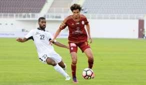 Al Wahda vs. Hatta - AGC 11.11.2016