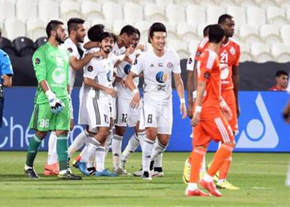 Jazira vs Sharjah AGL 3 2016-17