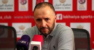 Djamel Belmadi - Lekhwiya, Qatar