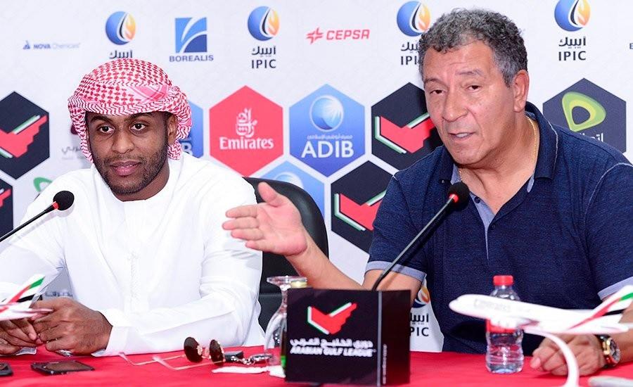 Henk Ten Cate - Al Jazira Coach 2016