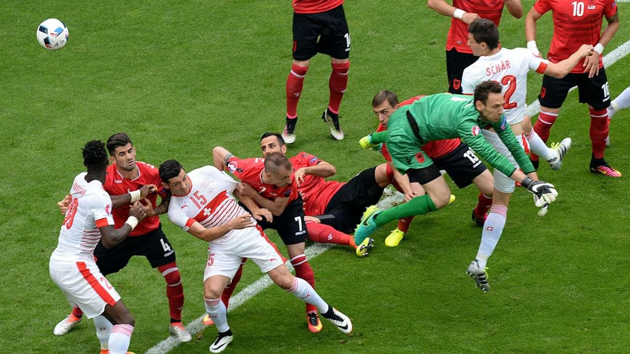 歐國盃Day 2 戰況