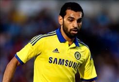 Chelsea star Mohamed Salah