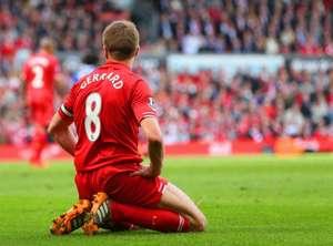 Liverpool 0-2 Chelsea_Gerrard_20140427