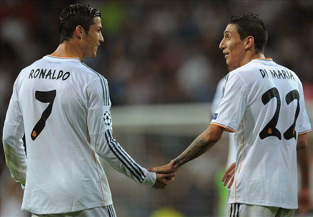 Real Madird_C.Ronaldo_Di Maria