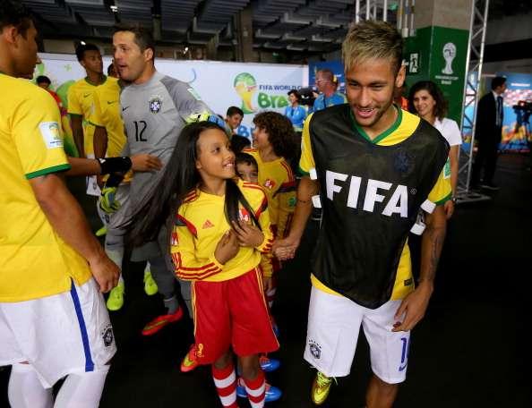 尼馬談敗因:巴西球員操練不如歐洲球員努力