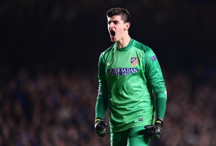 Atletico Madrid_Thibaut Courtois