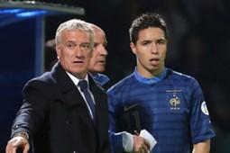 Samir Nasri_Didier Deschamps _France