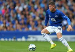 Everton _ Chelsea _ Roberto Martinez_Ross Barkley