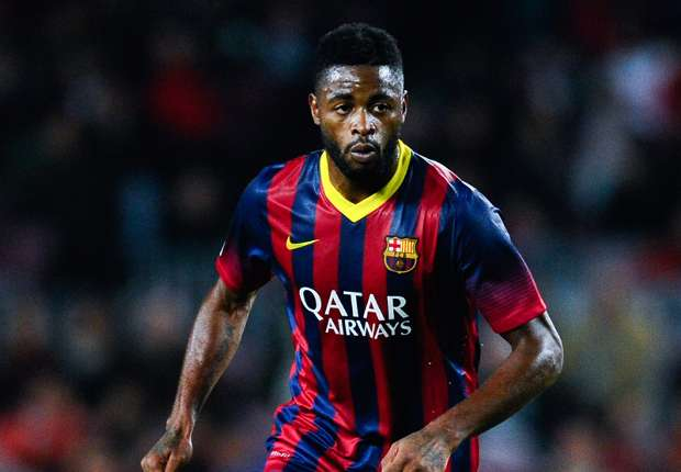 Barcelona_ West Ham _ Alex Song