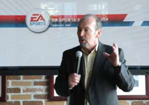 Peter Moore EA Sports Liverpool