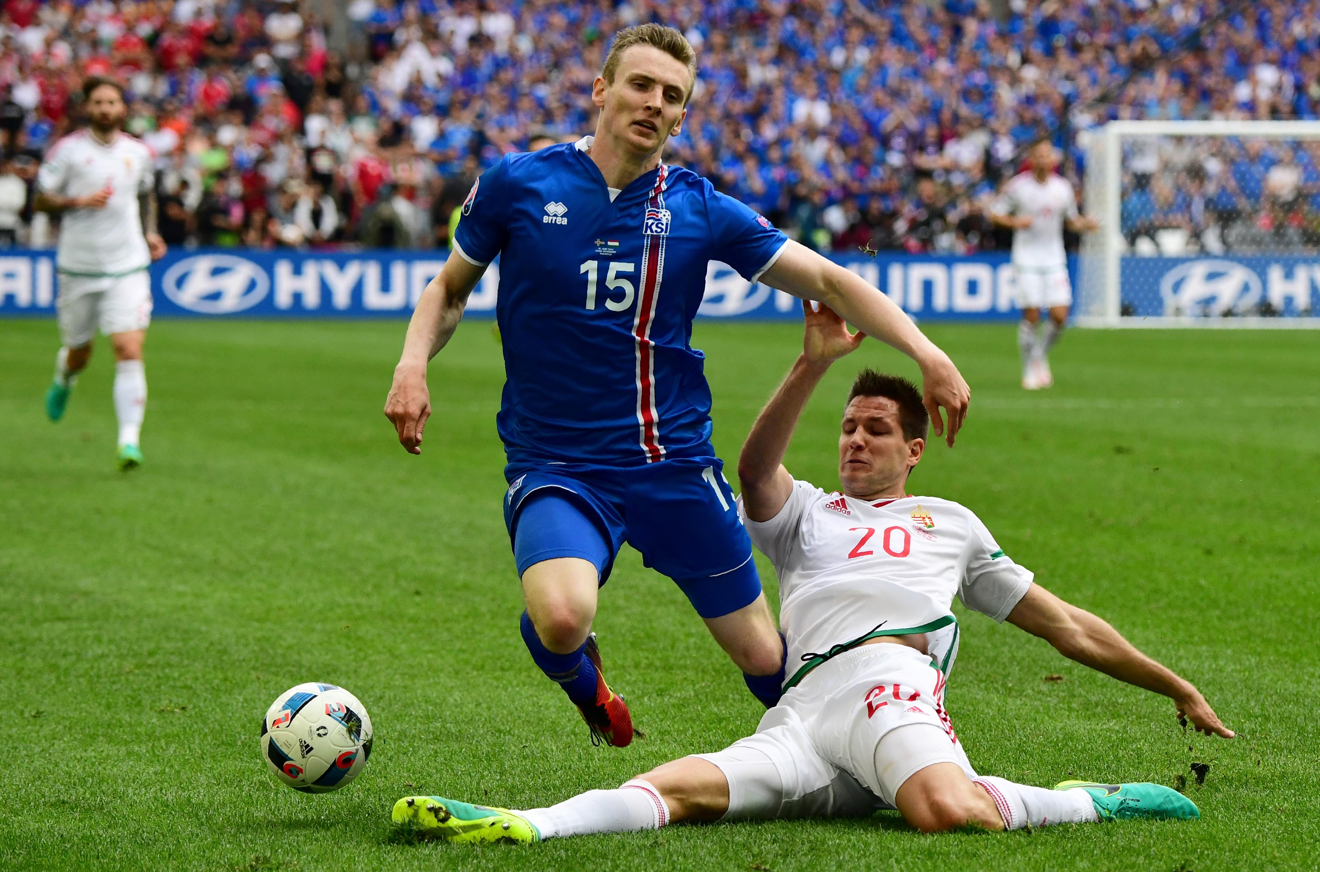 Guzmics Richárd Hungary Iceland