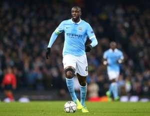 Manchester City Yaya Touré Je Hais Mes Anniversaires Goalcom