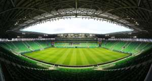 Groupama Arena Ferencváros Fradi