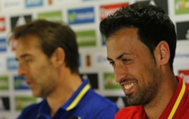 busquets spain italy