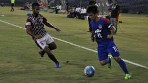 Sunil Chettri Mohun Bagan Bengaluru FC Federation Cup 2017
