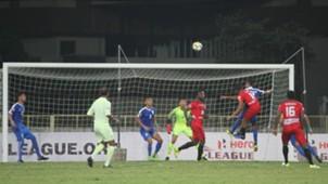Indian Arrows Minerva Punjab FC I-League 2017/2018