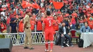 Zohmingliana Ralte Aizawl FC Mumbai FC I-League 2017