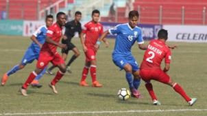 Jeakson Singh Indian Arrows Shillong Lajong FC I-League 2017/2018