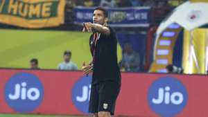 David James Kerala Blasters FC FC Pune City ISL 4 2017/2018