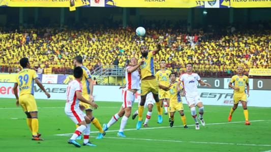 Kerala Blasters FC Bengaluru FC ISL 4 2017/2018