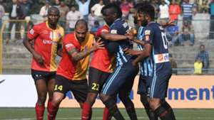 East Bengal Minerva Punjab FC I-League 2017/2018
