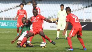 Kareem Nurain Mohun Bagan Aizawl FC I-League 2017/2018