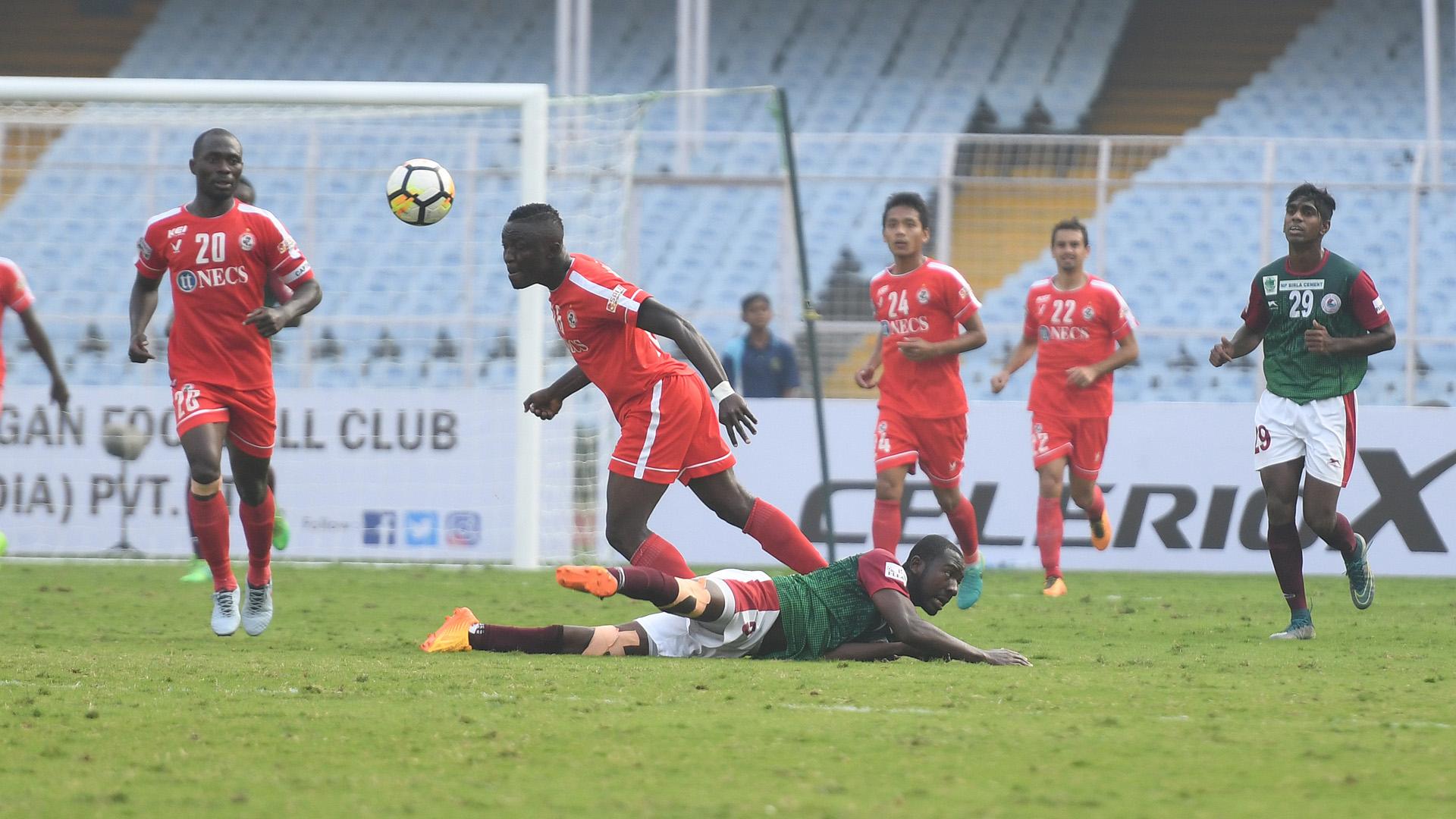 Mohun Bagan Aizawl FC I-League 2017/2018